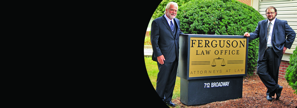 Image of Ferguson Law Office Header